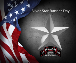 Silver Star Banner Day